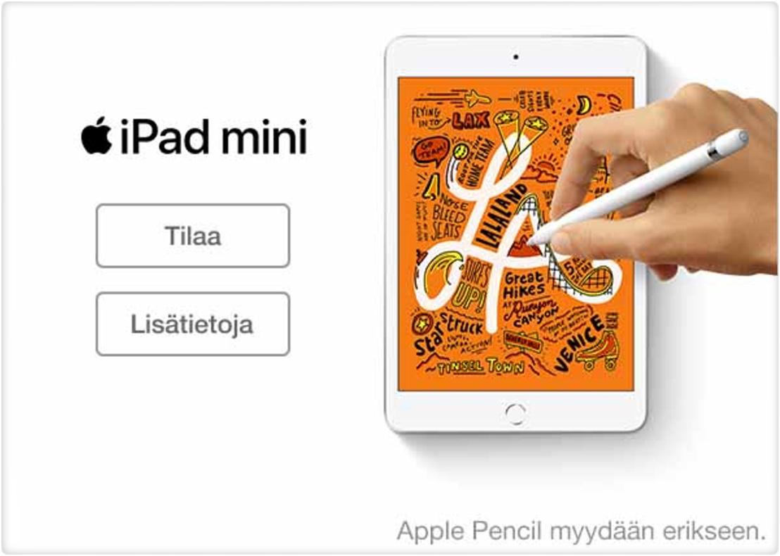 iPad mini tulossa pian