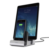 Belkin PowerHouse Charging Dock Duo (Lightning connector/Lightning connector)