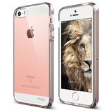 Elago Flex Case for iPhone SE/5/5s, Clear Robust TPU