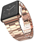 Hococase Apple Watch Stainless Steel Grand Series, Rose Gold