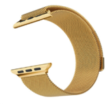 Hococase Apple Watch Stainless Steel Milanese Edition, Gold