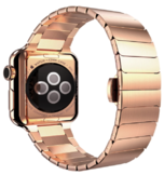Hococase Apple Watch Stainless Steel Simple Edition, Rose Gold