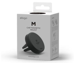 Elago M Car Magnetic Mount, Black