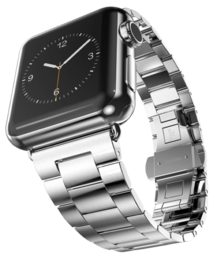 Hococase Apple Watch Stainless Steel Grand Series, Silver