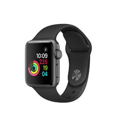 Apple Watch Series 2 42mm Silver Aluminium Case with White Sport Band