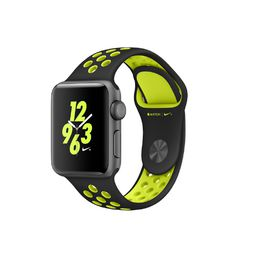 Apple Watch Nike+ Space Grey Aluminium Case with Black/Volt Nike Sport Band