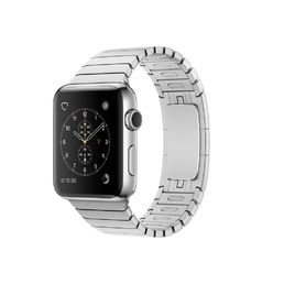 Apple Watch Series 2 Stainless Steel Case with SIlver Link Bracelet