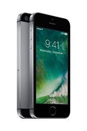 iPhone SE, Space Grey (tähtiharmaa)