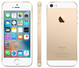 iPhone SE, Gold