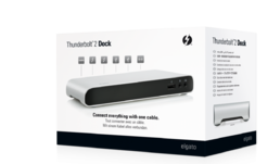 Elgato Thunderbolt 2 Dock (incl. Thunderbolt cable)