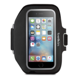 BELKIN Slim-Fit Plus Armband Black Neoprene for iPhone 6 Plus/6s Plus