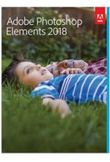Adobe Photoshop Elements 2018 Win/Mac, English, 1 user ESD