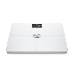 NOKIA Body+ Wireless Scale (Bluetooth, WiFi), White -vaaka