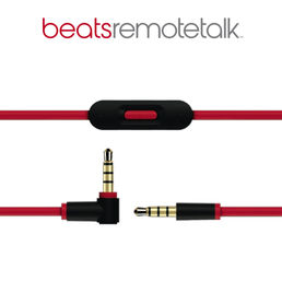 Beats Cable RemoteTalk 3,5mm-3,5mm with Mic (No Apple) *poistuva*