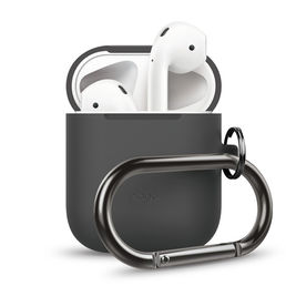 Elago AirPods Hang Case for Apple AirPods, Black