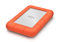 "LaCie Rugged Mini 1TB 2.5"" HDD USB2.0/USB3.0"