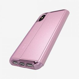 Tech21 Evo Wallet for iPhone Xs/X - Rosa