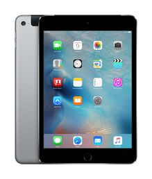 iPad mini 4 WiFi Cell Space Gray