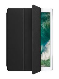 "Apple iPad Pro 12.9"" Leather Smart Cover - Black"