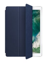 "Apple iPad Pro 12.9"" Leather Smart Cover - Midnight Blue"