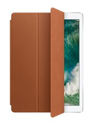 "Apple iPad Pro 12.9"" Leather Smart Cover - Saddle Brown"