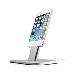 TwelveSouth HiRise -teline iPhone/iPad, hopea