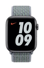 Apple Watch 44mm Obsidian Mist Nike Sport Loop