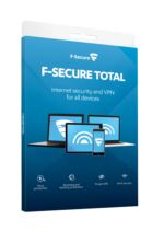 F-Secure Total (SAFE & Freedom) for Mac/Win/Mobile