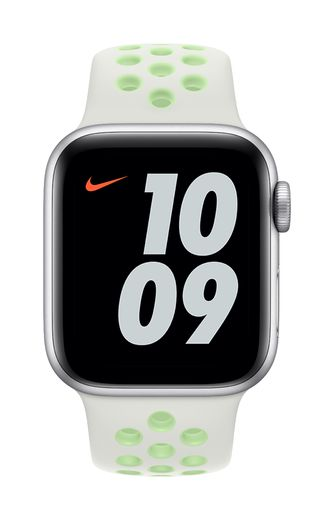 Apple Watch 40mm Spruce Aura/Vapor Green Nike Sport Band - Regular