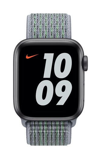 Apple Watch 40mm Obsidian Mist Nike Sport Loop