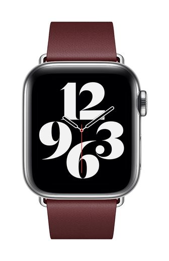 Apple Watch 40mm Garnet Modern Buckle - Large