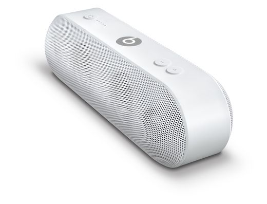 Beats Speaker Pill+ Bluetooth, White