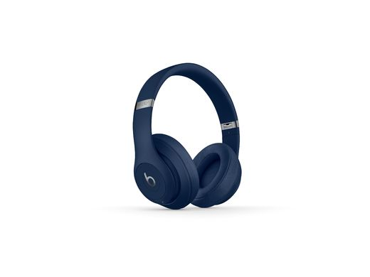 Beats Studio3 Wireless Over-Ear Mic Headphones Blue