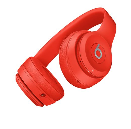 Beats Solo3 Wireless Headphones - Red (punainen)