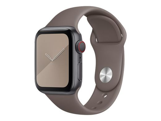 Apple Watch 40mm Coastal Gray Sport Band – Regular