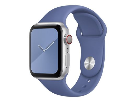 Apple Watch 40mm Linen Blue Sport Band – Regular