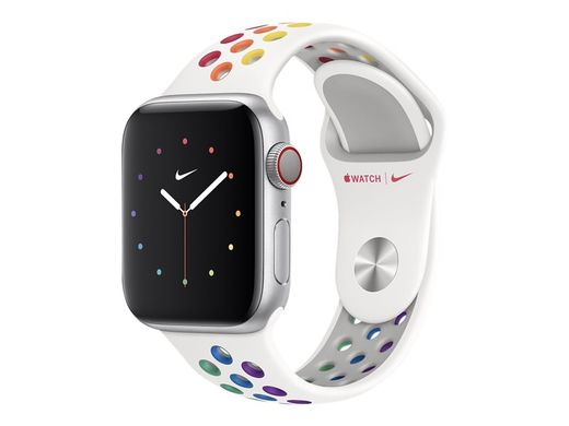 Apple Watch 40mm Pride Edition Nike Sport Band – Regular