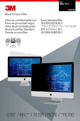 "3M Privacy Filter for Apple iMac 21,5"" PFMAP001"