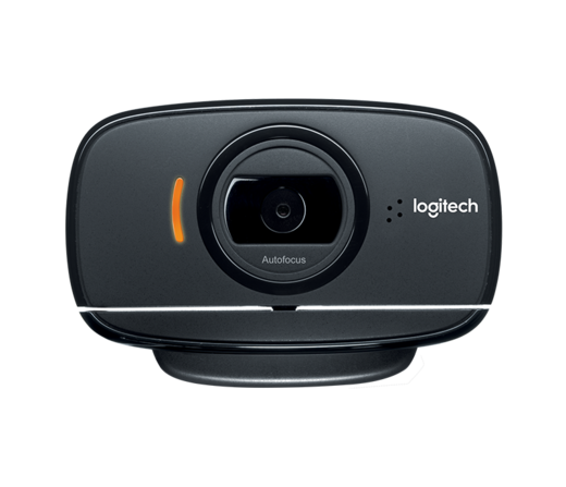 Logitech Webcam B525 - Verkkokamera - väri - audio - Hi-Speed USB
