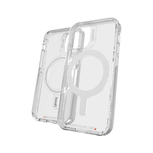 Gear4 Crystal Palace Snap with MagSafe for iPhone 12 series - Clear