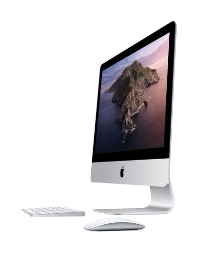 "iMac 21,5"" with Retina 4K Display Glossy 3.6GHz Intel Quad-Core i3"
