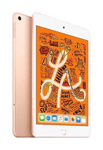 iPad mini (5th gen) Wi-Fi + Cellular - Gold (kulta)