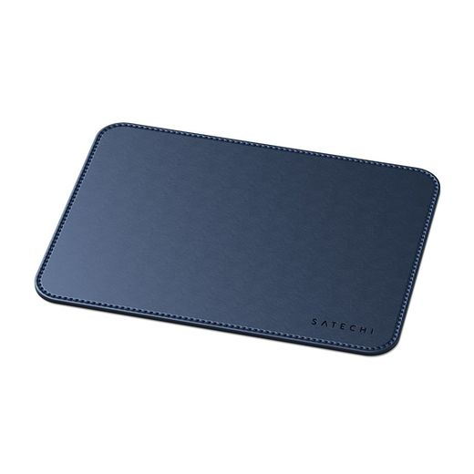 Satechi Eco-Leather Mousepad, Blue