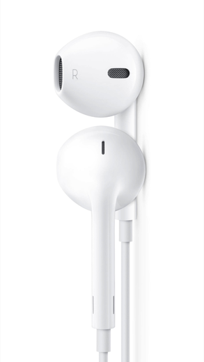 Apple EarPods nappikuulokkeet