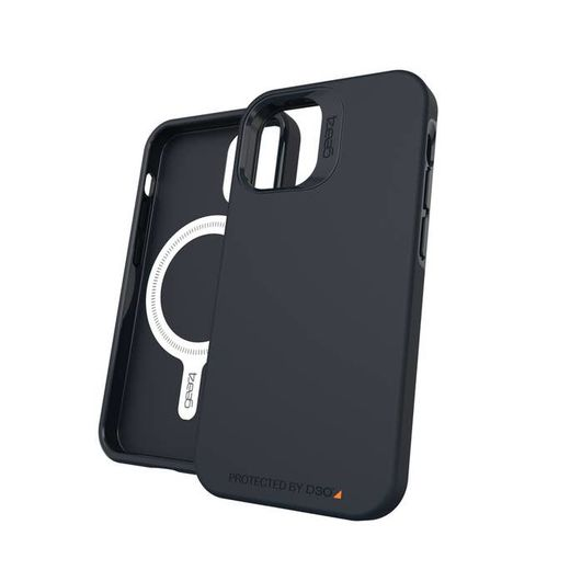 Gear4 RIO Palace Snap with MagSafe for iPhone 12 Series - Black